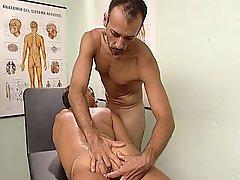 Gay Medics - Good doctor rams him with his hard cock